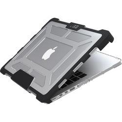"""Urban Armor Gear Composite Case for Apple 15"""" MacBook Pro Retina (Ice/Black)"""