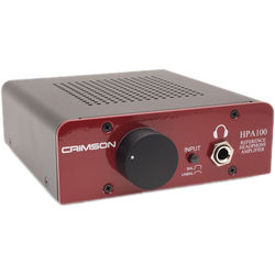 Crimson Audio HPA100 Reference Headphone Amplifier