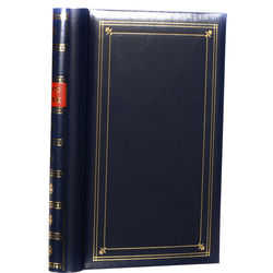 Pioneer Photo Albums BDP-35 Photo Album (Navy Blue)