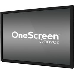 """ClaryIcon OneScreen Canvas Interactive Whiteboard on 90"""" Touch Screen (Without PC)"""