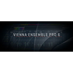 Vienna Symphonic Library Vienna Ensemble PRO 6 - Mixing and Host Software (Download)