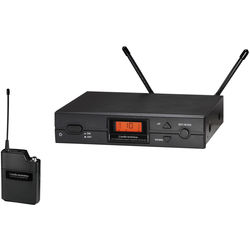 Audio-Technica 2000 Series ATW-2110b Wireless UHF Bodypack System