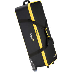 Impact LKB-R2 Light Kit Roller Bag #2 (Medium, Black)
