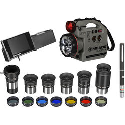 Meade Bundle Kit for LS-6 and LS-8 Lightswitch Telescopes