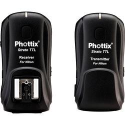 Phottix Strato TTL Trigger Set for Nikon