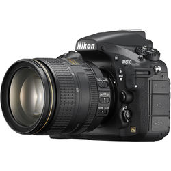Nikon D810 DSLR Camera with 24-120mm Lens (Open Box)
