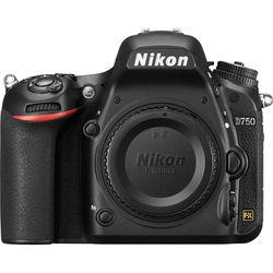 Nikon D750 DSLR Camera (Body Only, Open Box)