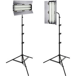 Angler Steady Cool 2-Lamp Fluorescent Fixture 2-Light Kit