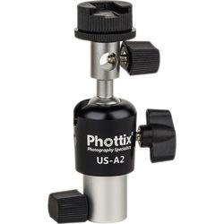 Phottix US-A2 Umbrella Swivel for On-Camera Flash