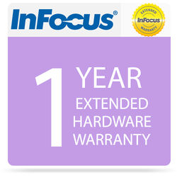 "InFocus 1-Year Extended Hardware Warranty For 40"" JTouch DigiEasel"