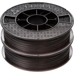 Afinia 1.75mm ABS Premium Filament 2-Pack for H-Series 3D Printers (2 x 500g, Black)