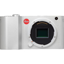 Leica T Mirrorless Digital Camera (Silver, Refurbished)