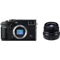 Fujifilm X-Pro2 Mirrorless Digital Camera with Black 35mm f/2 Lens Kit