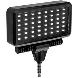 Xuma Mobile Daylight Balanced LED Light (Black)