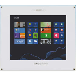 "Weldex 19"" Industrial TFT LCD PCAP Touch Flush-Mount Monitor"