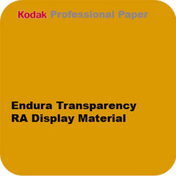 "Kodak #4732 Endura Transparency RA  Display Material 30"" x 164' Roll"