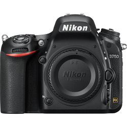 Nikon D750 DSLR Camera (Body Only, Refurbished)