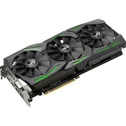 ASUS Republic of Gamers Strix OC Radeon RX 480 Graphics Card