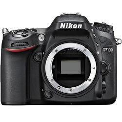 Nikon D7100 DSLR Camera (Body Only, Refurbished)