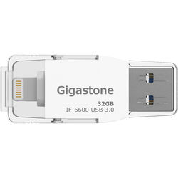 Gigastone 32GB IF-6600 i-Flash Drive