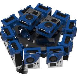 360RIZE 3DPro Stereoscopic 360 Video Gear