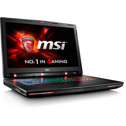 "MSI 17.3"" GT72VR Tobii Notebook"