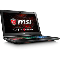 "MSI 15.6"" GT62VR Dominator Pro Notebook"