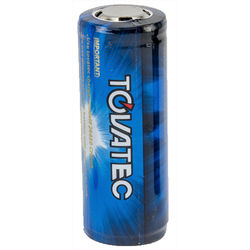 Tovatec CR26650 Rechargeable Li-Ion Battery