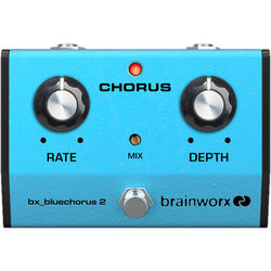Brainworx bx_bluechorus2 Classic Blue Chorus Pedal Emulation Plug-In (Download)