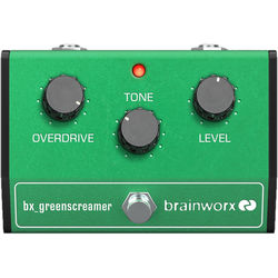 Brainworx bx_greenscreamer Vintage Overdrive Pedal Plug-In (Download)