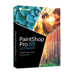 Corel PaintShop Pro X9 Ultimate (DVD)