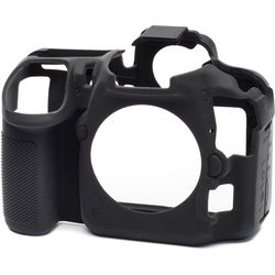 easyCover Silicone Protection Cover for Nikon D500 (Black)