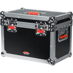 Gator Cases G-TOURMINIHEAD2 ATA Tour Case for Mid Size 'Lunchbox' Amps (Black)