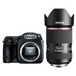 Pentax 645Z Medium Format DSLR Camera with 28-45mm Lens Kit