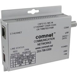 COMNET Ethernet over Twisted Pair/Coaxial Cable Modem (Small Size)