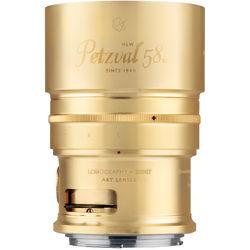 Lomography Petzval 58mm f/1.9 Bokeh Control Art Lens for Nikon F