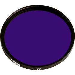 Tiffen 49mm Blue #47 Glass Filter for Black & White Film
