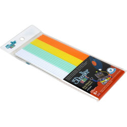 3Doodler Fire & Ice Start Mixed Color Plastic Pack (24 Strands)
