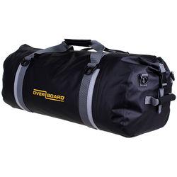 OverBoard Pro-Light Waterproof Duffel Bag (60-Liter, Black)