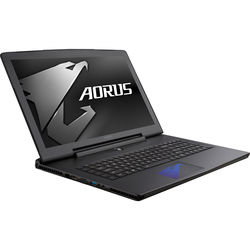 "Aorus i7-6820HK 16GB 1TB + 256SSD GTX 1070 Windows 10 17.3"""