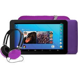 "Ematic 7"" EGQ367BD Tablet (Purple)"