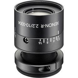 """Schneider Xenon-Ruby f/2.2 / 10mm C-Mount Lens for 1/1.8"""" Sensors"""