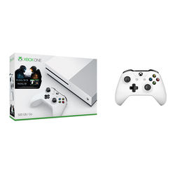 Microsoft Xbox One S Halo Collection Bundle & Additional Xbox One Controller Kit