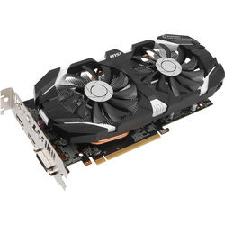 MSI GeForce GTX 1060 6GT OC Graphics Card