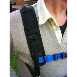 Versa-Flex BHS-3 Cool Mesh Breathable Audio Harness
