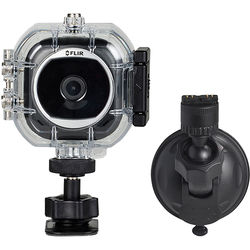 FLIR FX HD Sports Camera with Waterproof Case