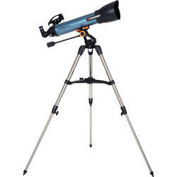 Celestron Inspire 100AZ 100mm f/6.6 Alt-Az Refractor Telescope