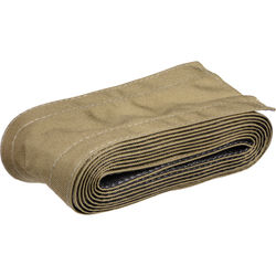 """Safcord Cord and Cable Protector, Hooks to carpet, 4"""" x 30' - Taupe"""