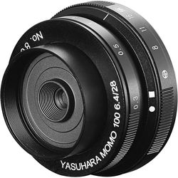Yasuhara Momo 100 28mm f/6.4 Soft Focus Lens for Sony E