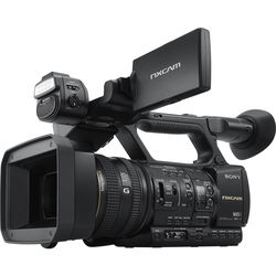 Sony HXR-NX5R NXCAM Professional Camcorder with Built-In LED Light